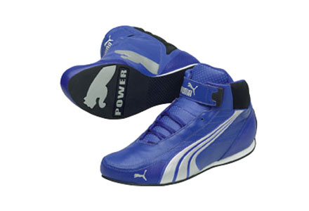 KART CAT MID II Shoe Blue