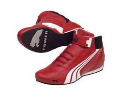 KART CAT MID II Shoe Red