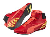 KART CAT MID III Shoe Red