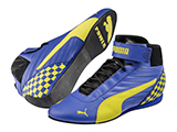 KART CAT MID III Shoe Blue