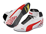 KART CAT MID III Shoe White